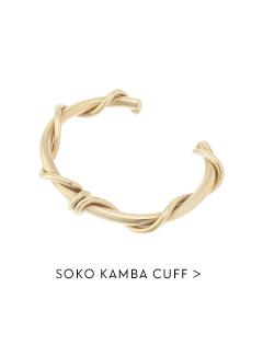 SOKO KAMBA CUFF