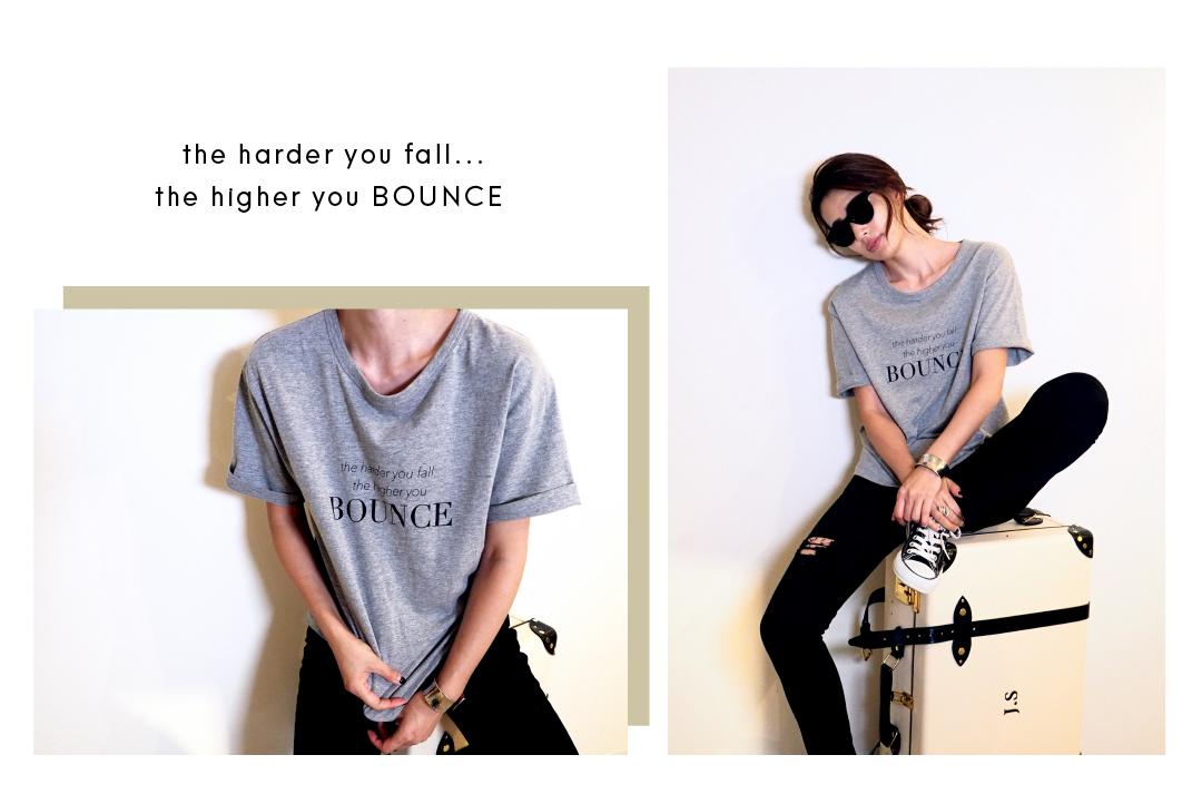 BOUNCE Tシャツ