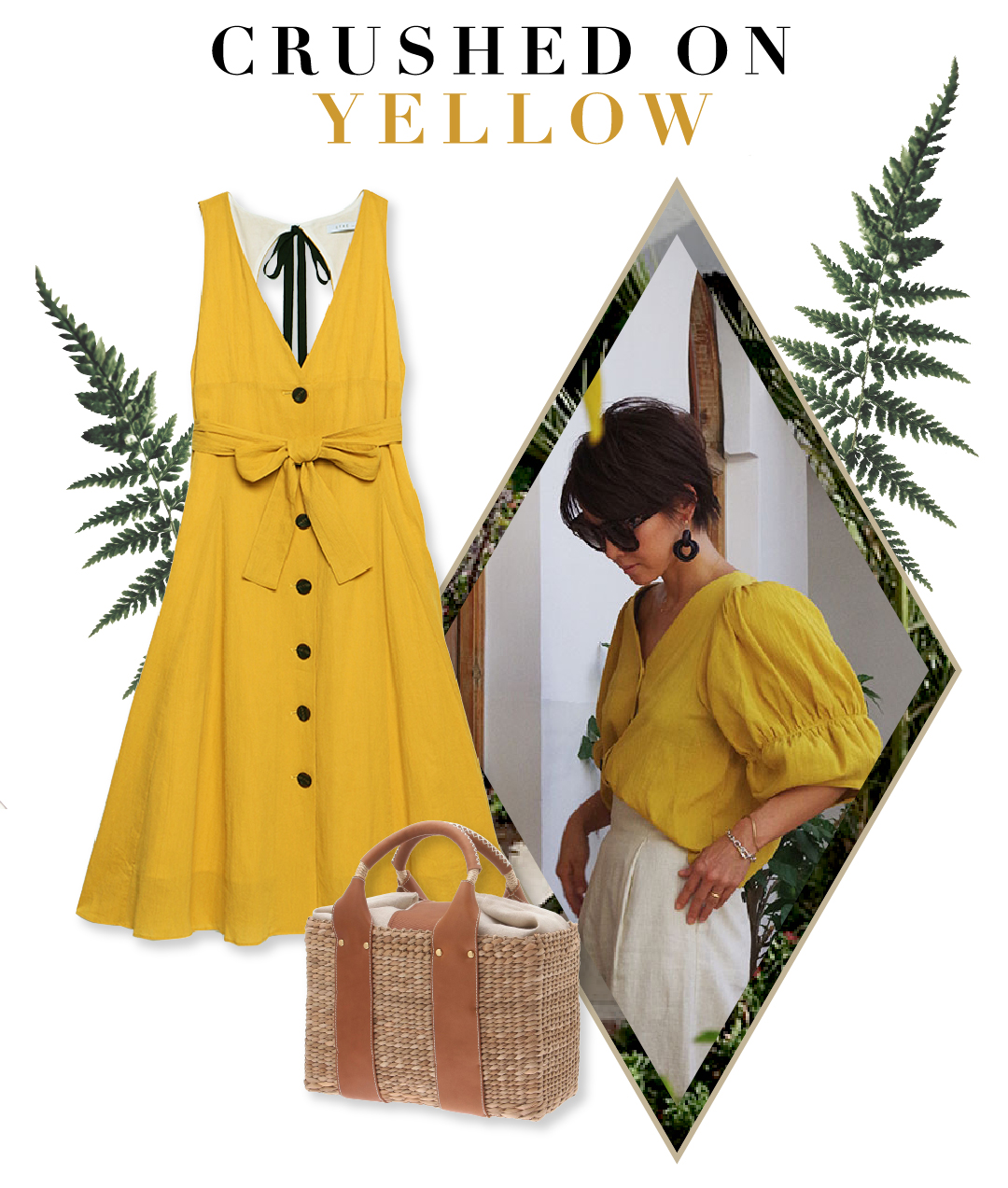 crush on yellow